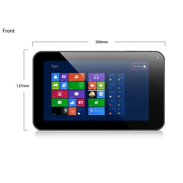 1 Tablet WI FI 3G Android 4.0 Capacitivo